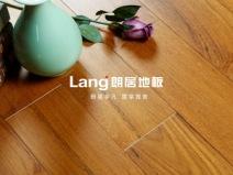 朗居缅甸柚木实木地板图片