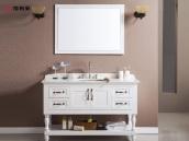 加利安 地中海浴室柜 实木衣柜 全屋定制 厂家直销
