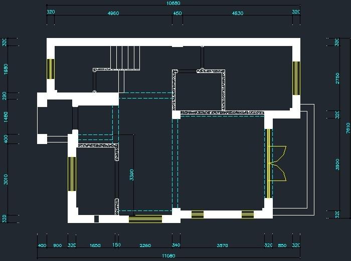 欧美风情-180平米别墅-装修样板间