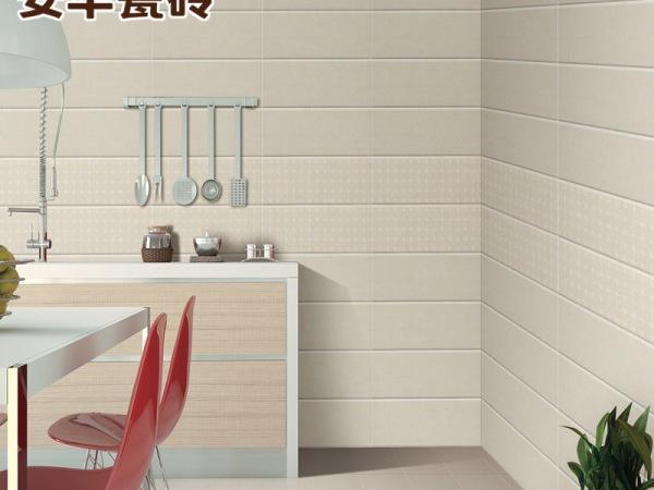 安华卫生间瓷砖厨房瓷砖小米黄NC246421