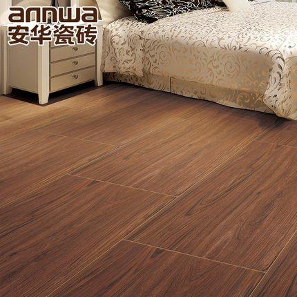安华仿实木纹地板瓷砖卧室木纹砖瓷砖NF915531