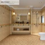 塞尚印象仿古欧式复古客厅厨房卫生间墙砖地砖CN15953图片