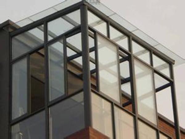 凤铝789型铝合金门窗封阳台阳光房