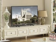 艾美系列 小美式白色客厅电视柜组合YSJZ821