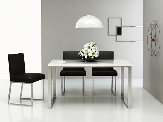 洛克 现代简约钢化玻璃/大理石电视柜