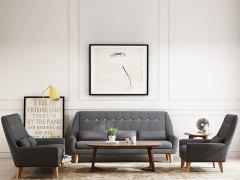 奥丁 小户型组合客厅简易单双三人沙发