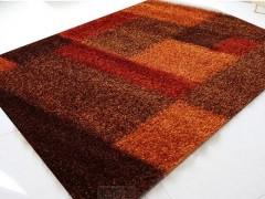 SYDT机织地毯 现代简约格子地毯SYDT004