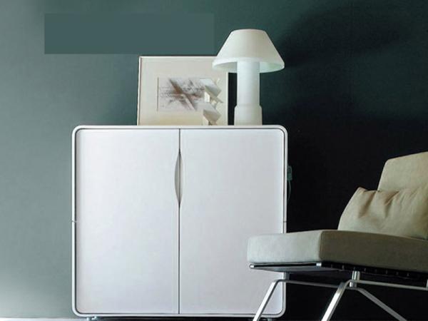 LIGNRUE 餐边柜实木多功能储物柜欧式烤漆柜鞋柜家具定做