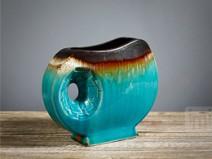 KYG装饰摆件系列 创意陶瓷花插花瓶摆件KTG007图片