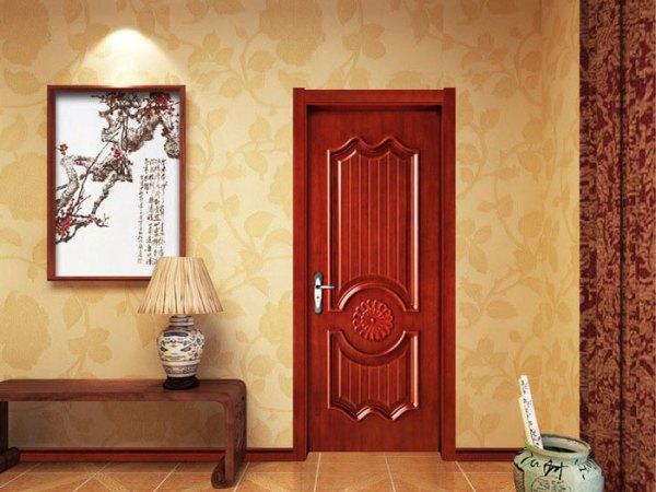 欧宝隆实木门装饰效果图片