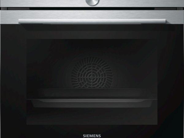 西门子电蒸箱HS658GXS6W蒸汽炉 蒸汽烤箱