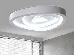 AJS吸顶灯 时尚现代铁艺LED吸顶灯AJS018