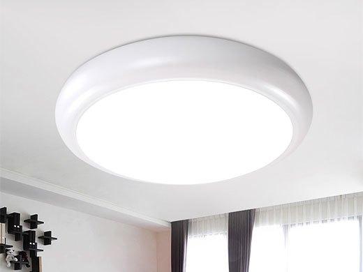 AJS吸顶灯 LED圆形铁艺吸顶灯AJS008