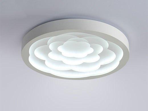 AJS吸顶灯 圆形铁艺LED吸顶灯AJS016