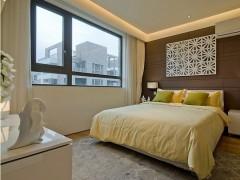 香港 皇朝家私 浅胡桃系列 卧室家具 5A28 大床 1.5