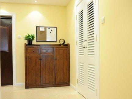 家装新古典风格玄关装修效果图