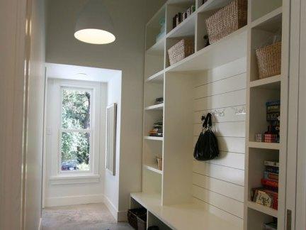 家装美式风格玄关装修效果图