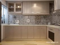 现代简约整体厨房图片