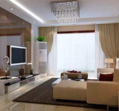 盛世华庭-三居室-现代风格