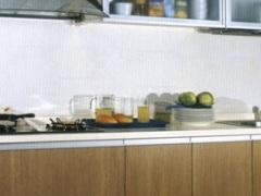 世嘉橱柜人造石台面 双饰门板508元一米