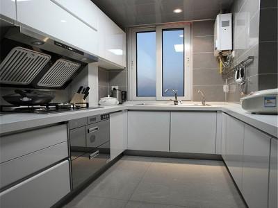 现代简约-89平米三居室装修设计