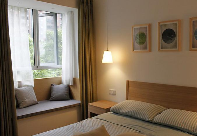 现代简约-120平米三居室-装修设计