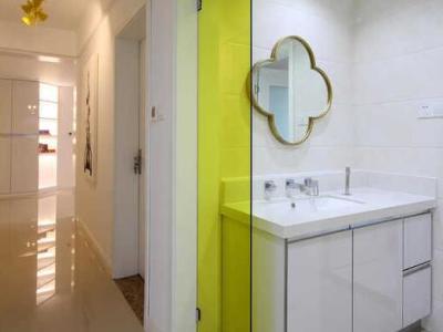 现代简约-125.83平米三居室装修样板间