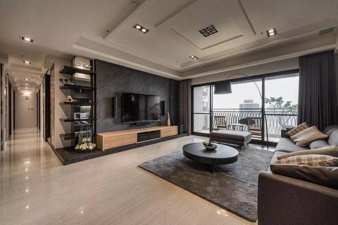 中式古典-157平米四居室-装修样板间