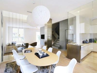 现代简约-5.78平米三居室装修样板间