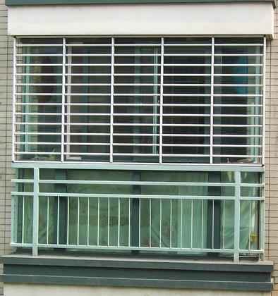 力和之窗固定式防护窗