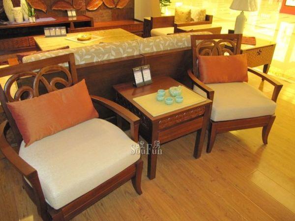 岛之宝DMN-40-1休闲椅