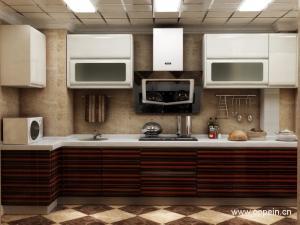 现代风格整体橱柜