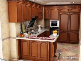 歐式風格整體櫥柜