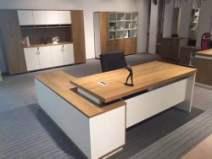 伟豪办公家具现代办板式2米老板桌办公桌大班台图片