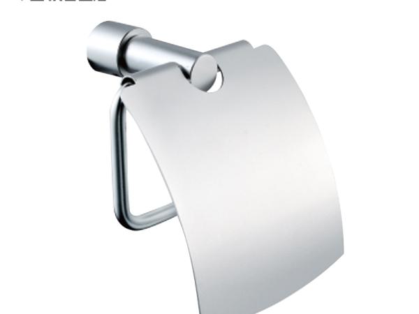 汉舍卫浴 太空铝卷纸器 纸巾架 手纸盒 厕纸盒HG81049
