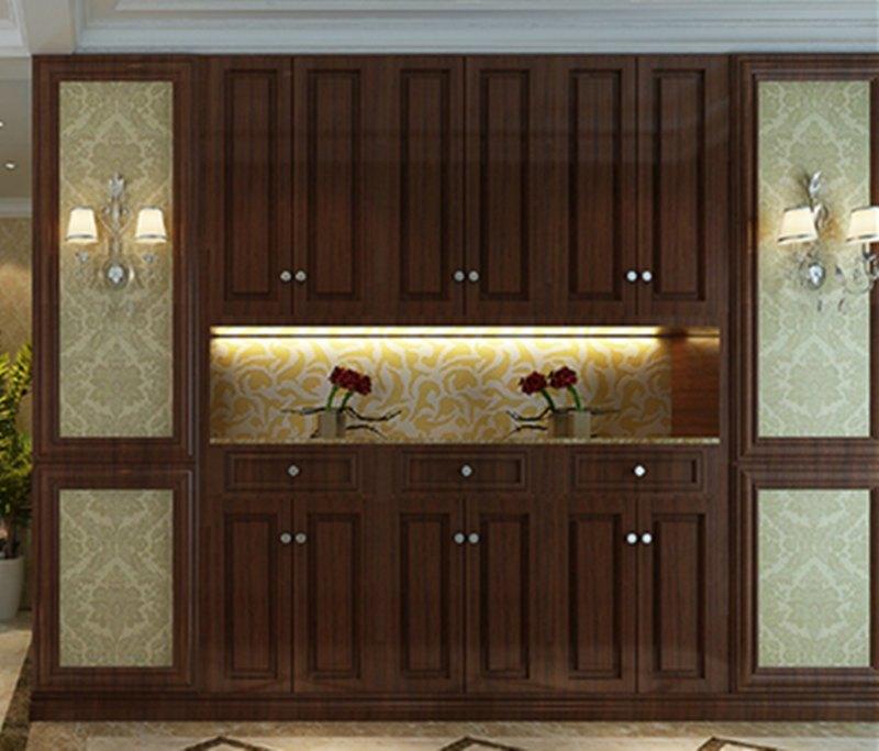 新古典风格 139平米四居室装修图片高清图片