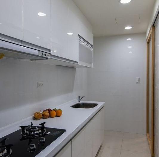 现代简约-80平米二居室-装修样板间
