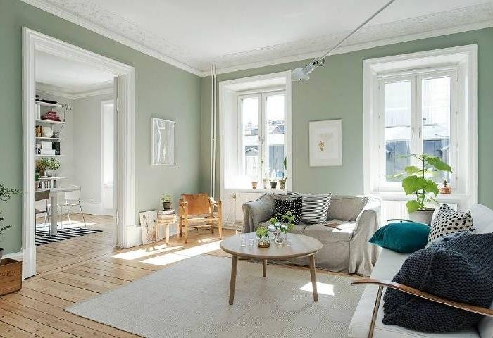 田园风格-164平米四居室-装修样板间