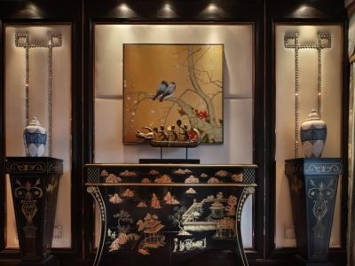 中式古典-585.1平米其它装修样板间