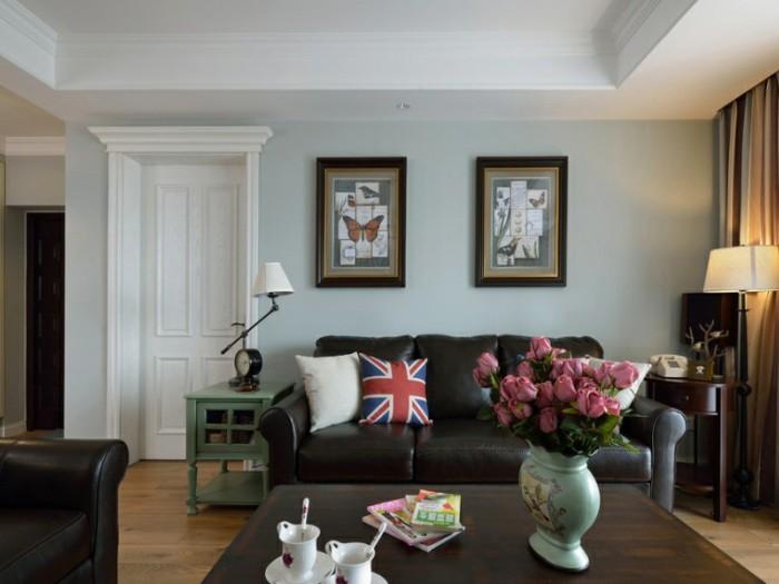 欧美风情-175平米四居室-装修样板间