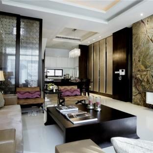 新古典风格四居室装修效果图