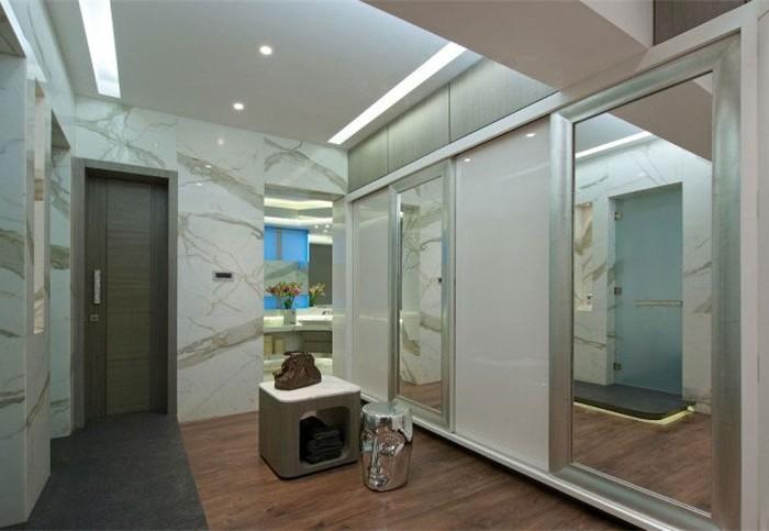 奢华时尚 -143平米四居室-装修样板间