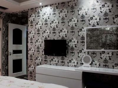 新古典风格-97平米二居室装修样板间