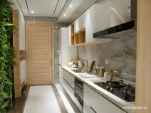 现代风格整体厨房图片