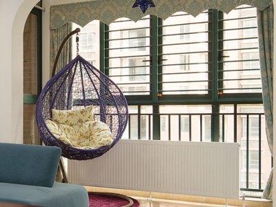 地中海风格-171平米四居室装修样板间