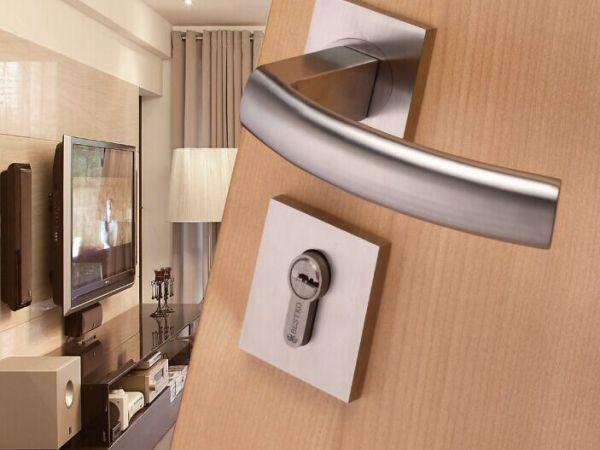 德国瑞高BK3560 304不锈钢分体室内门锁