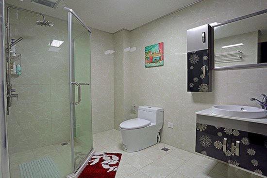 中式古典-140平米三居室-装修样板间