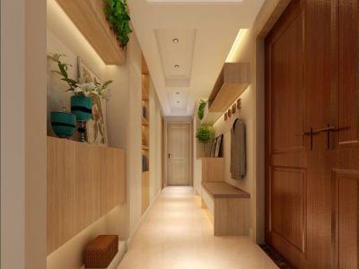 北欧风格-140平米四居室装修样板间