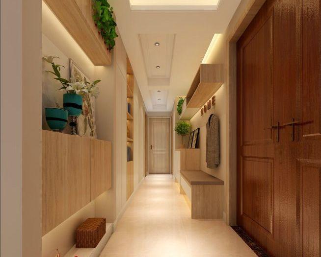 北欧风格-140平米四居室-装修样板间