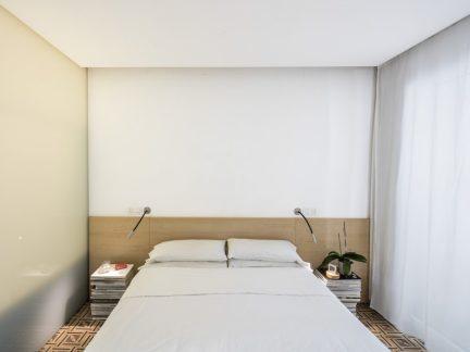简洁现代简约风格卧室卧床装修设计